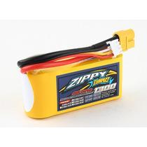Bateria De Lipo Zippy 1300 3s 40c Mini 250 Racer