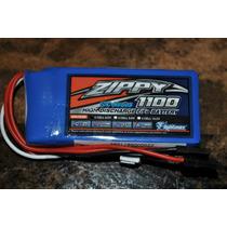 Bateria Zippy Life 1100 Mah 6.6v P/ Receptor = Turnigy