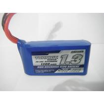 Bateria De Lipo Turnigy 1300mah 3s - 25/35c