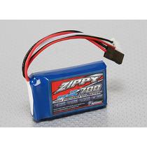 Bateria Life 700ma 6.6v P/receptores E Tx Turnigy 4x/6x/6xs