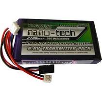 Bateria Life Nano Tech 2s - 6.6v - 2100mah Para Rádios