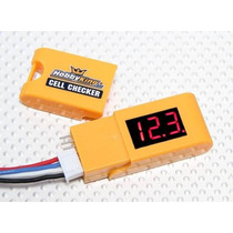 Checador De Bateria De Lipo 2s~6s