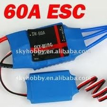 Esc Speed Control Skywing 60a Aviões Helicópteros Spectrum