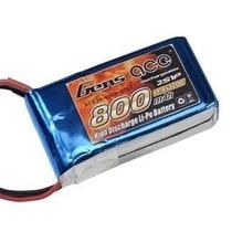 Bateria Lipo 2s 7.4v 800mah 20c Gens Ace