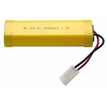 Bateria 7.2v 1800mah Nicd Automodelo, Nautimodeli, Controle