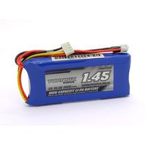 Bateria Lipo Turnigy 1450mah 3s 11.1v 1c Para Radio Controle
