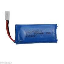 Bateria Hubsan Drone X4 H107l H107c H107d 3.7v 500mah