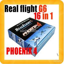 Simulador Real Flight G6/ Phoenix 4! 16 In 1