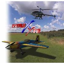 Simulador All In One- Phoenix Aerofly Xtr Fms Realflight