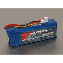 Bateria 1800mah 9.9v 5c Lifepo4 Tx Pack Zippy Flightmax
