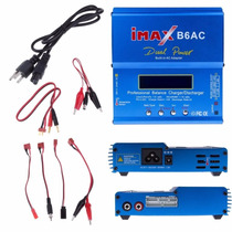 Carregador Balanceador Imax B6ac 110/220 E Bateria Do Carro