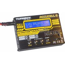 Carregador/balanceador Digital Acuccel 6-50w/6a-nova Versão!