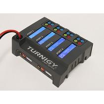 Carregador Bateriaturnigy 4x6s Lithium Polymer Pack Charger