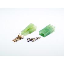 Conector E Plug Mini Tamiya - Par Macho E Femea