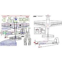 Plantas De Aeromodelos Perfis De Asas E Turbinas