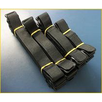 Kit Especial Com 40 Cintas Abraçadeiras De Velcro Multiuso