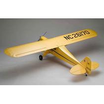 Adesivo Para Aeromodelo Piper J3 Lindo (c/ 1 Cartela Em A4)