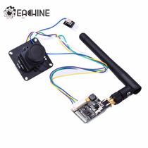 Camera Eachine 700tvl 1/3 Cmos Fpv 110 32 Canais 200mw Drone