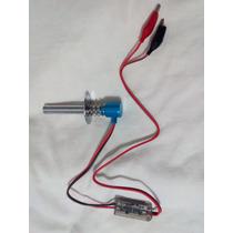 Aquecedor Vela P/motores Glow- Alimentação 6v~24v Ni Starter