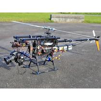 Suporte Câmera Frontal Para Filmagem Aérea - Helicoptero