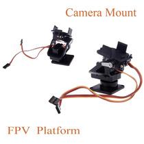 Fpv Universal Acessório Plástico Kit Para Câmera Plataforma