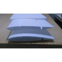 Asa Isopor P3 Tucano 120cm+fibra E Ailerons Cortados