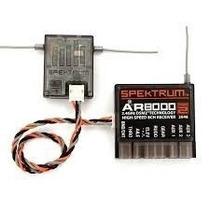Receptor Ar8000 X Spektrum Dsm2 Dsmx 8c 2.4ghz Telemetria