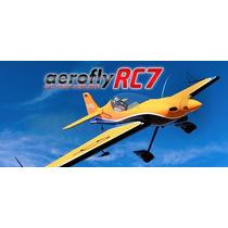 Simulador De Voo Aerofly Rc 7 Ultimate Mac (completo)