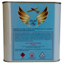 Galão De Combustivel Gold Fly Para Aeromodelo Glow 3 Litros