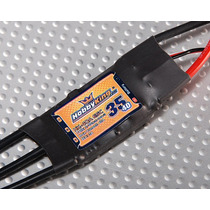 Speed Control (esc) 35-40a Hk Ss Series S/ Bec - Brushless