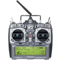 Rádio Hitec Aurora 9x Slt 2.4ghz + Optima 7ch (s/servos)