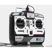 Rádio Simulador De Vôo 6 Canais Usb R/c +softwares Brinde!