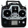 Radio Transmissor Futaba 6j - Rádio Sensação Do Momento