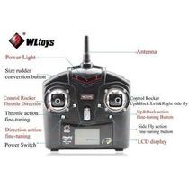 Radio Controle P/ Wl Toys V911, V912, V913 (mode 2) Original