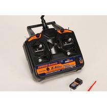 Rádio Controle Hobbyking T6-a 2.4ghz 6 Ch Aeromodelo Mixer