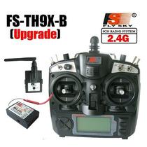 Radio Controle Turnigy 9x Fly Sky Fs Th9x Com Receptor