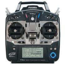 Radio Futaba 10j + Telemetria + Programação Drone = Show!!!!