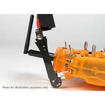 Suporte Monitor Fpv P/ Rádio Controle Carbono Drone