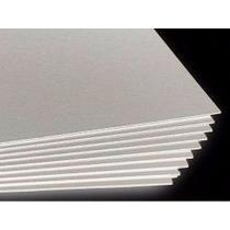 10 Chapas Depron Branco 100x60x5 Aeromodelismo