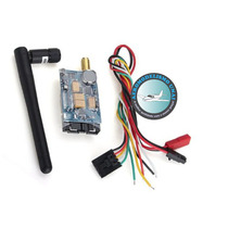 Transmissor Fpv Boscam 5,8g 200mw Wireless Video Dji Phantom