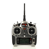 Rádio Spektrum Dx7s Dsmx 7 Canais Com Ar8000 E Telemetria
