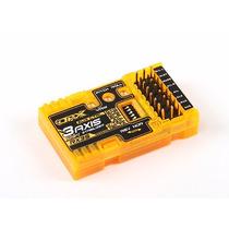 Estabilizador De Vôo Orange Rx3s 3 Eixos V2 (v2.1 Firmware)