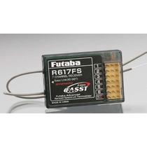 Receptor Futaba R617fs Diversity 2.4ghz Fasst Novo Modelo Ok