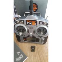 Radio Dx6i + Receptor Ar6200 + Cabo Para Simulador