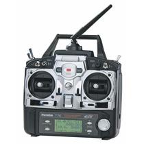 Rádio Futaba 7c 2.4ghz 7-canais 4servo S3152, Rx R617fs