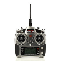 Rádio Spektrum Dx7s 2.4ghz 7-canais Telemetria Dsmx Receptor