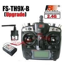 Radio Flysky Th9x Completo C/rec 2,4 Ghz 9 Canais Aeromodelo