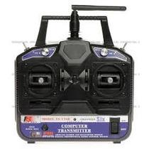 Radio Flysky 6ch 2.4ghz Fs-ct6b P/ Aeromodelo,drones, Helis
