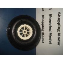 Roda Borracha 3 Cubo Nylon Da Shopping Model (unidade)
