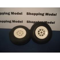 Rodas De Borracha 2 Da Shopping Model (unidade)